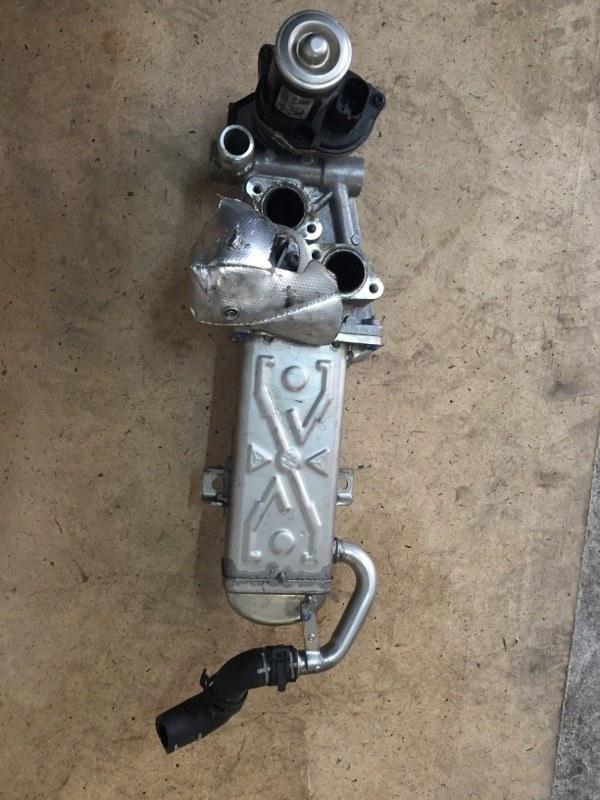 Радиатор рециркуляции ог Audi Q3 8U 2012 (б/у)