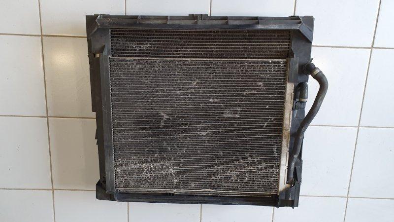 Кассета радиаторов Bmw X5 E70 2006 (б/у)