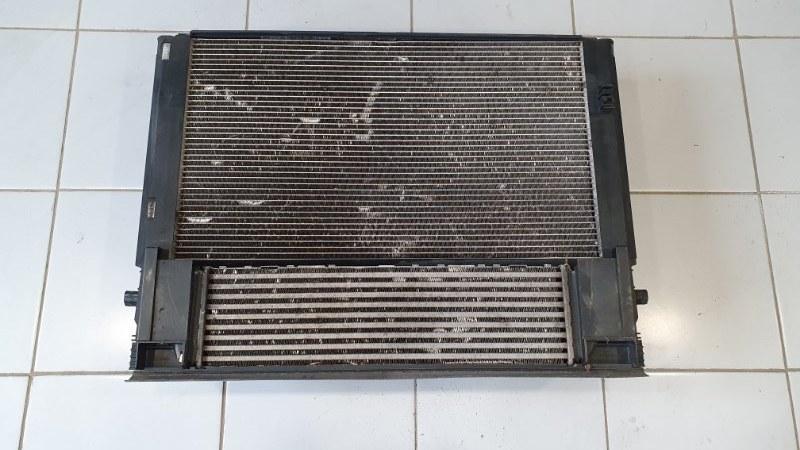 Кассета радиаторов Bmw 3-Series F34 2011 (б/у)