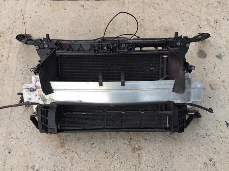 Кассета радиаторов Audi A1 8X 2011 (б/у)