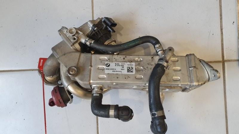 Охладитель отработанных газов Bmw 5-Series G30 2016 (б/у)