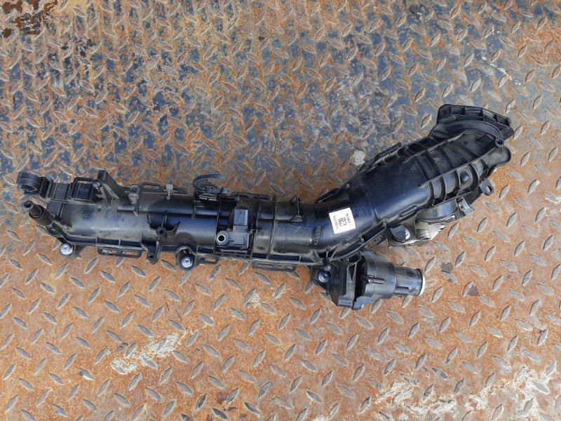 Коллектор впускной Bmw X3 F25 2.0 N47D20C 2012 передний (б/у)