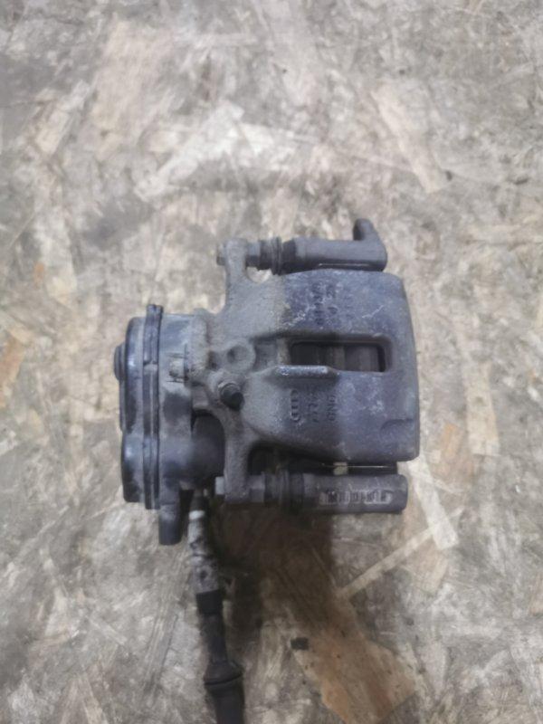 Суппорт тормозной Audi Q5 8R 2.0 CDN 2008 задний левый (б/у)