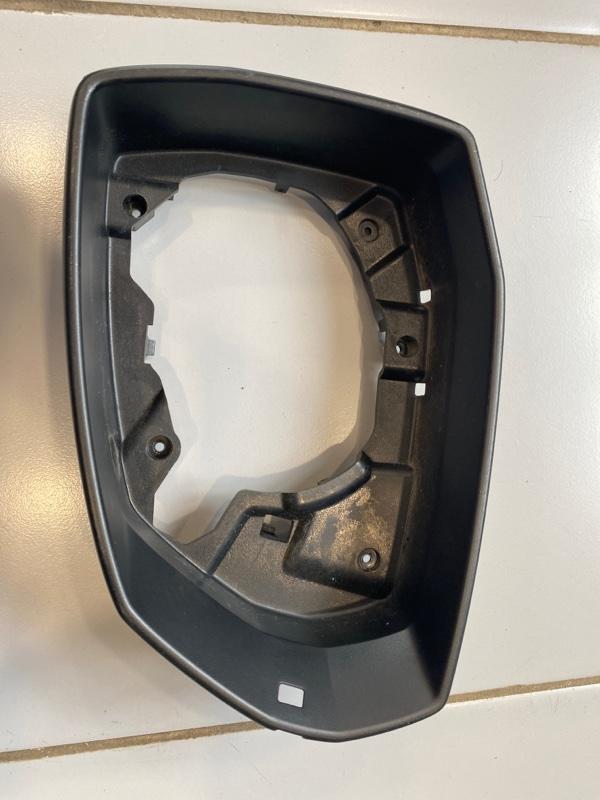 Защитный колпак зеркала Audi Q7 4M 2015 левый (б/у)