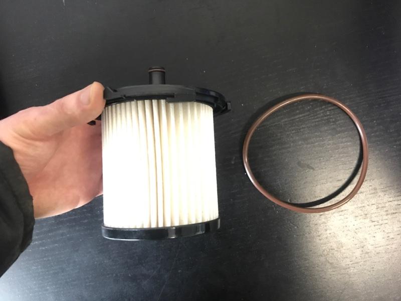 Фильтр топливный Ford Transit