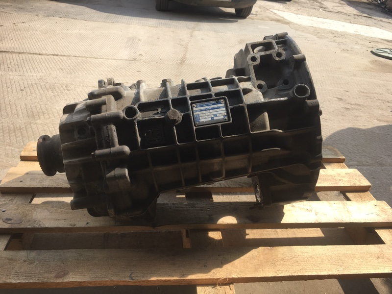 Коробка передач кпп Daf Lf 45/55 2006 (б/у)