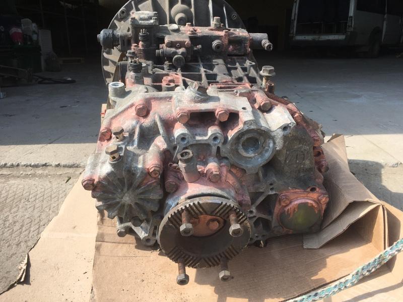 Коробка передач кпп Daf Lf 55 2006 (б/у)