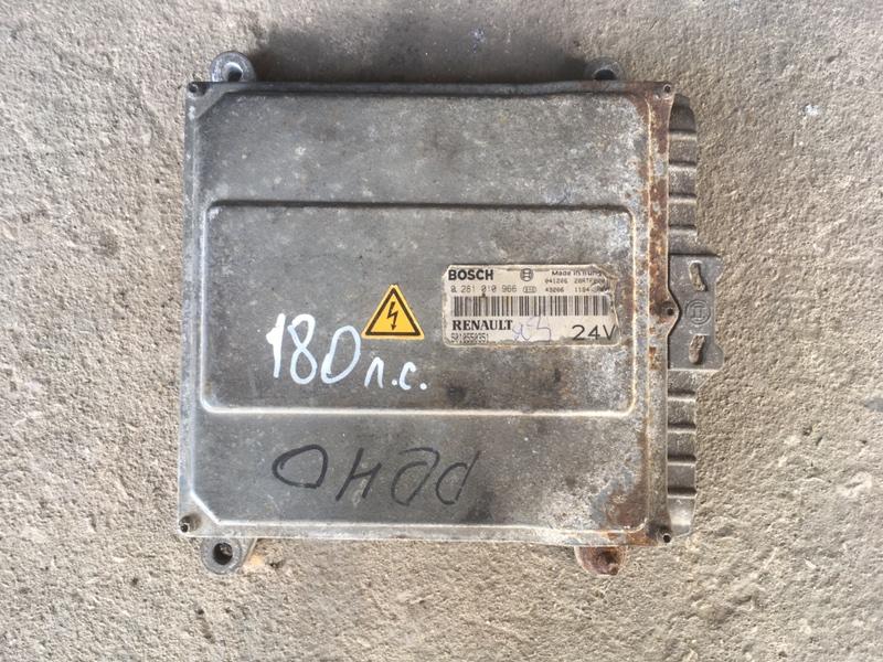 Блок управления двигателем Renault Midlum (б/у)