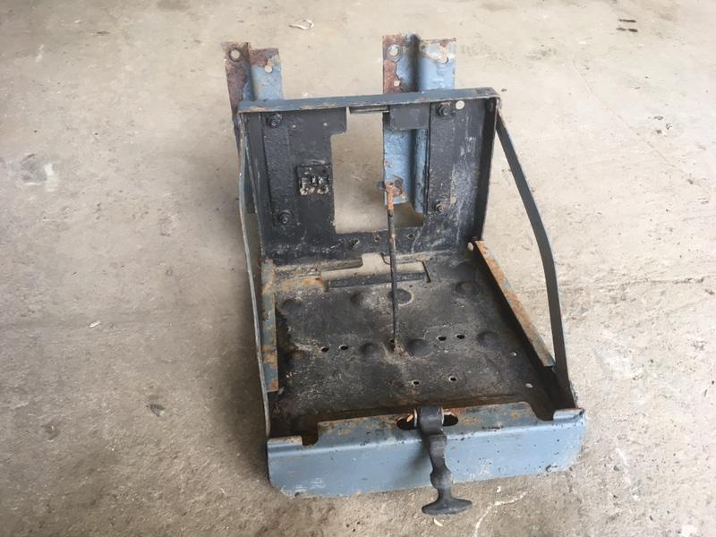 Аккумуляторный ящик Daf Lf 45 / 55 (б/у)