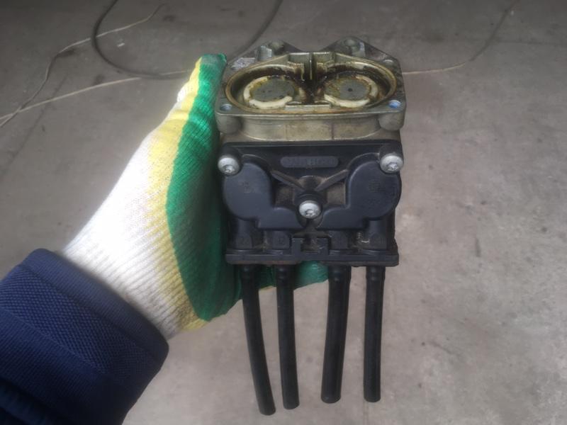 Главный тормозной цилиндр Daf Lf 45 / 55 (б/у)