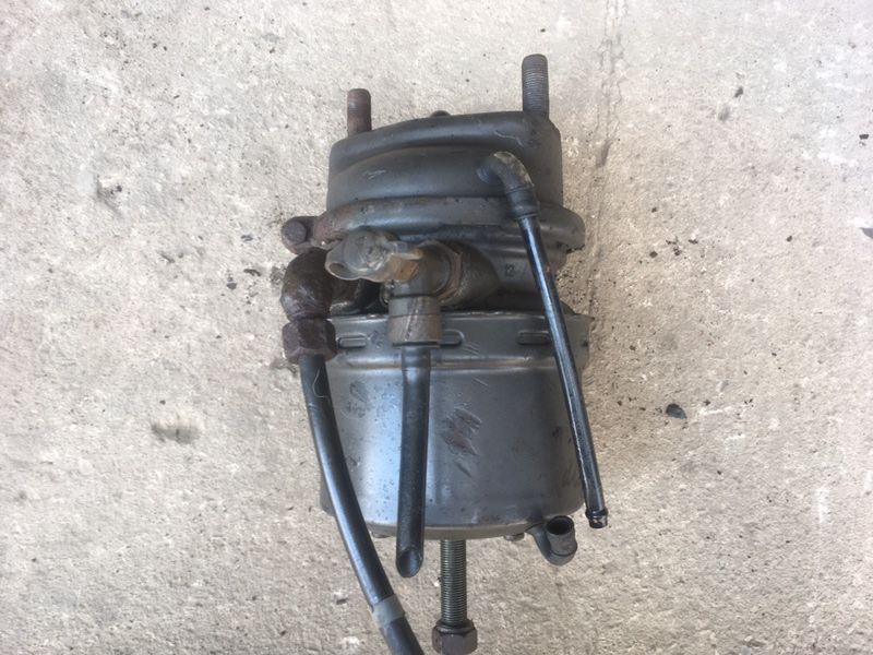 Энергоаккумулятор Daf Lf 45 / 55 задний (б/у)