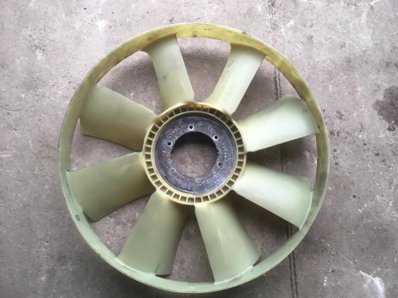Крыльчатка вентилятора Daf Cf 75 передняя (б/у)