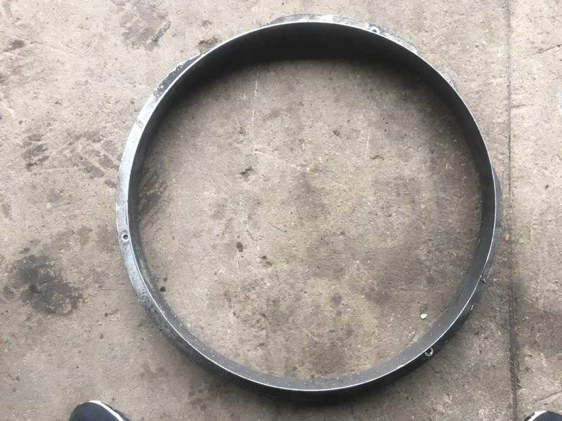 Кольцо диффузора Renault Midlum (б/у)