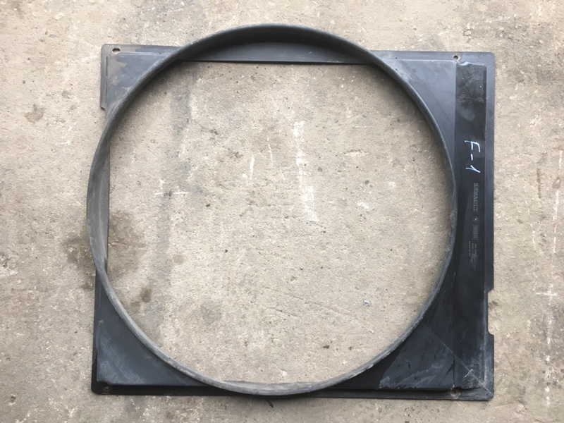 Диффузор вентилятора (кожух) Renault Midlum (б/у)