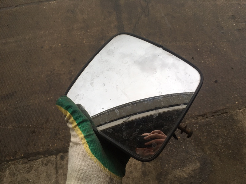 Зеркало Renault Midlum (б/у)