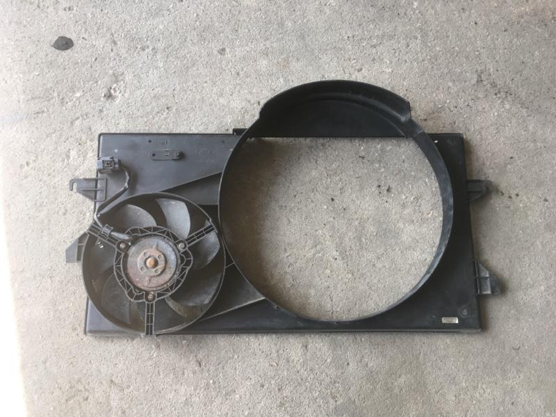 Диффузор вентилятора (кожух) Ford Transit 2.4 2000 (б/у)
