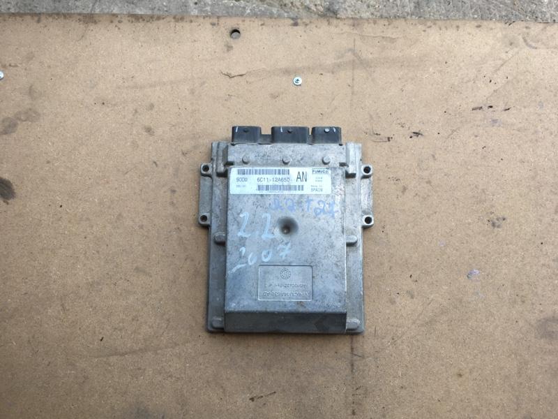 Блок управления двигателем Ford Transit (б/у)