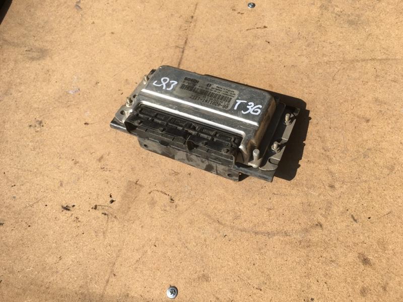 Блок управления двигателем Ваз (б/у)