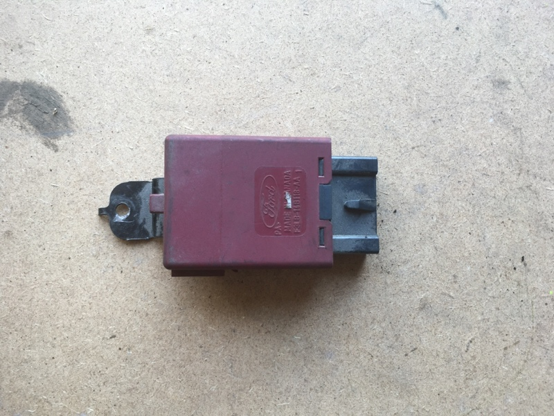 Блок электронный Ford Transit (б/у)