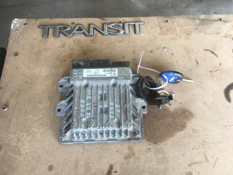 Блок управления двигателем Ford Transit ОБЫЧНЫЙ ГРУЗОВОЙ ФУРГОН 2.2L CR TC I4 DSL 155PS 2012 (б/у)