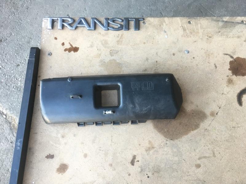Крышка Ford Transit ОБЫЧНЫЙ ГРУЗОВОЙ ФУРГОН 2.2L CR TC I4 DSL 155PS 2012 (б/у)