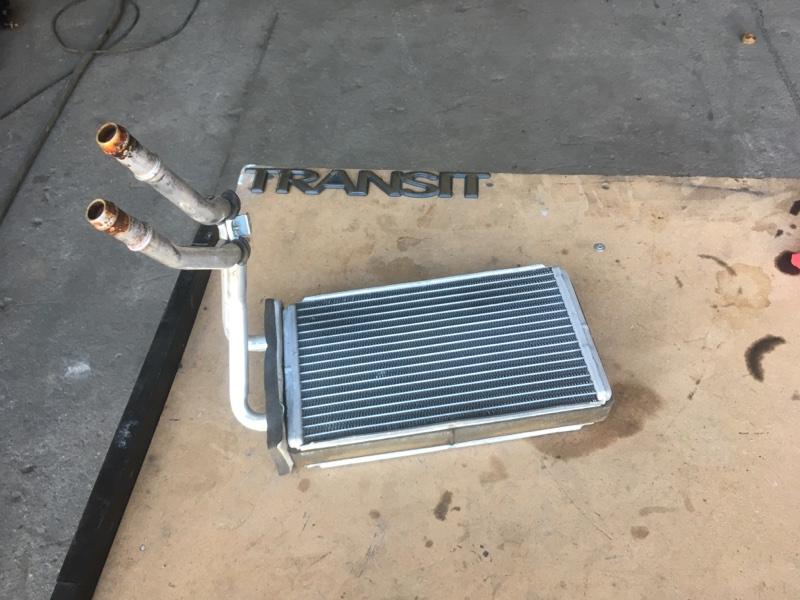 Радиатор печки Ford Transit ОБЫЧНЫЙ ГРУЗОВОЙ ФУРГОН 2.2L CR TC I4 DSL 155PS 2012 (б/у)