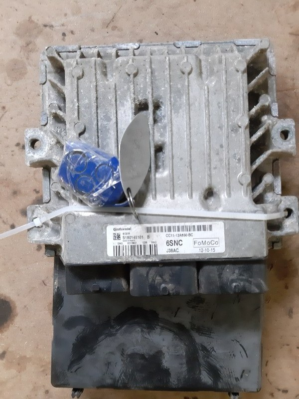 Блок управления двигателем Ford Transit TT9 2.2 2006/2014 (б/у)