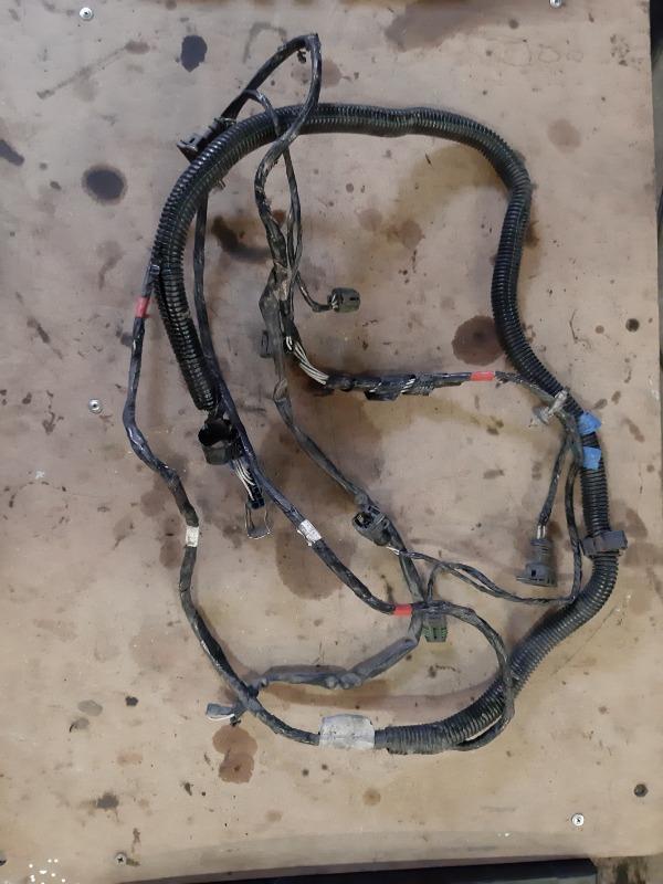 Проводка бампера ( фар ) Renault Midlum 220 2006 передняя (б/у)
