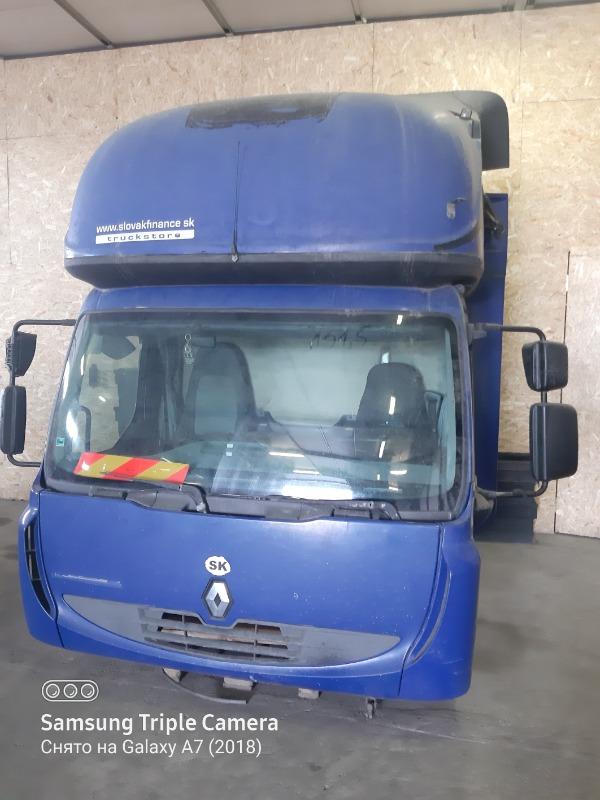 Кабина в сборе Renault Midlum ДУБЛЬ 220 2006 левая (б/у)