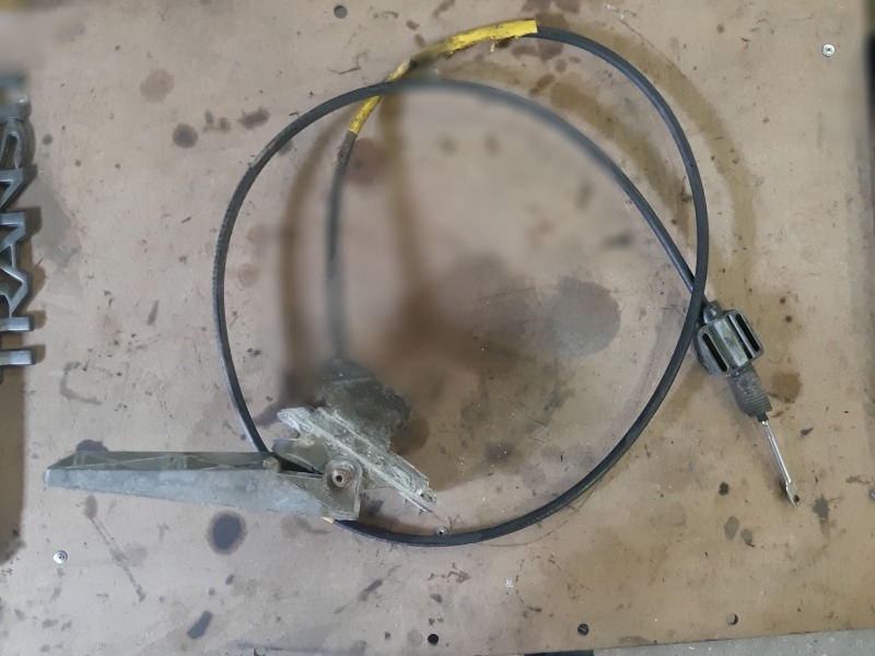 Педаль газа Daf Fa 45 180 2001 (б/у)