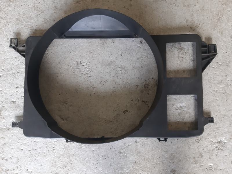 Диффузор вентилятора (кожух) (б/у)
