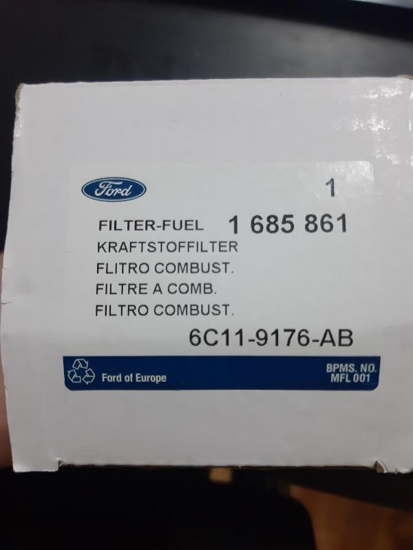 Фильтр топливный Ford Transit TT9 2006/2014