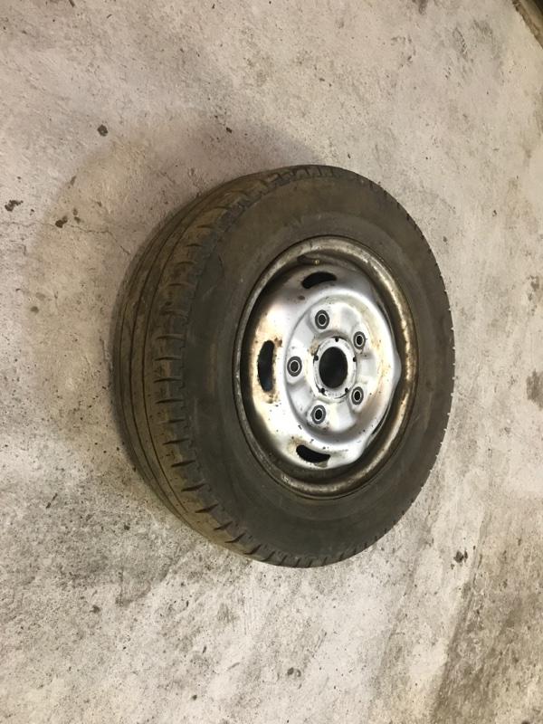 Запасное колесо Ford Transit 2.2L DURATORQ-TDCI (110PS) (б/у)