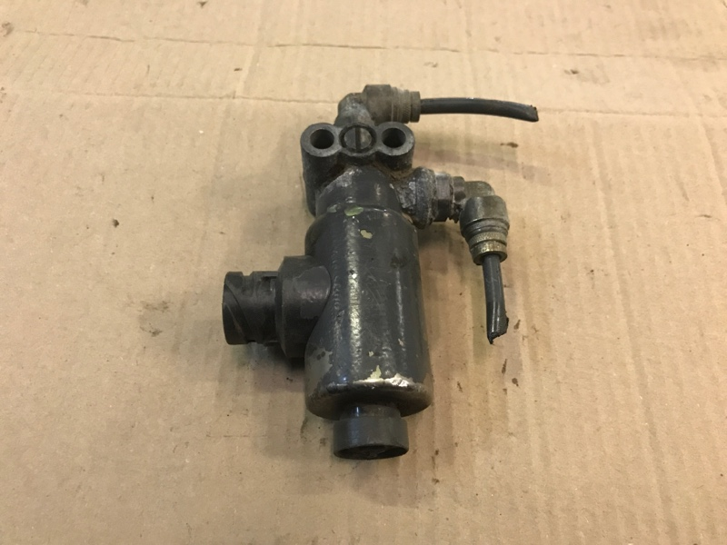 Клапан электромагнитный (б/у)