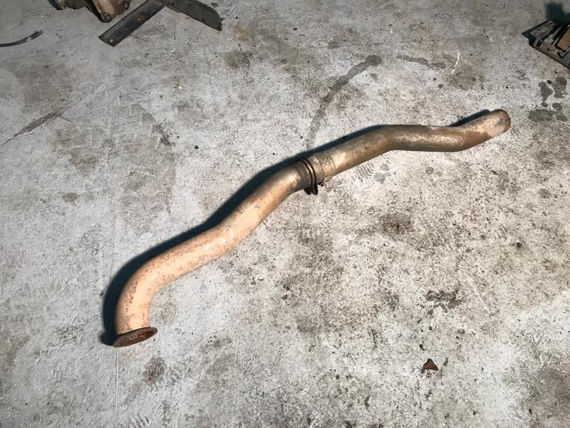 Приемная труба (б/у)