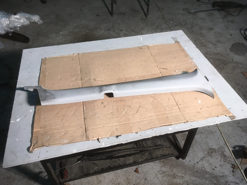 Обшивка Daf Lf 45 2005 (б/у)