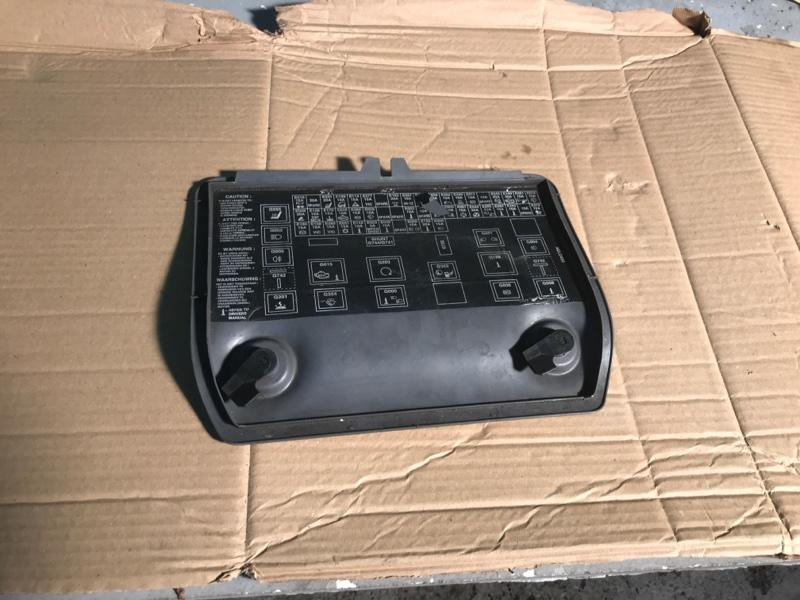 Крышка предохранителей Daf Lf 45 2005 (б/у)