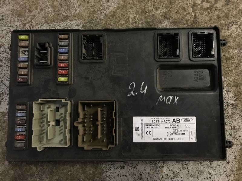 Блок предохранителей Ford Transit TT9 2.4 2006/2014 (б/у)
