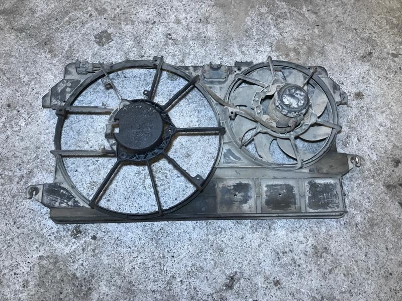 Диффузор вентилятора (кожух) Ford Transit Connect (б/у)