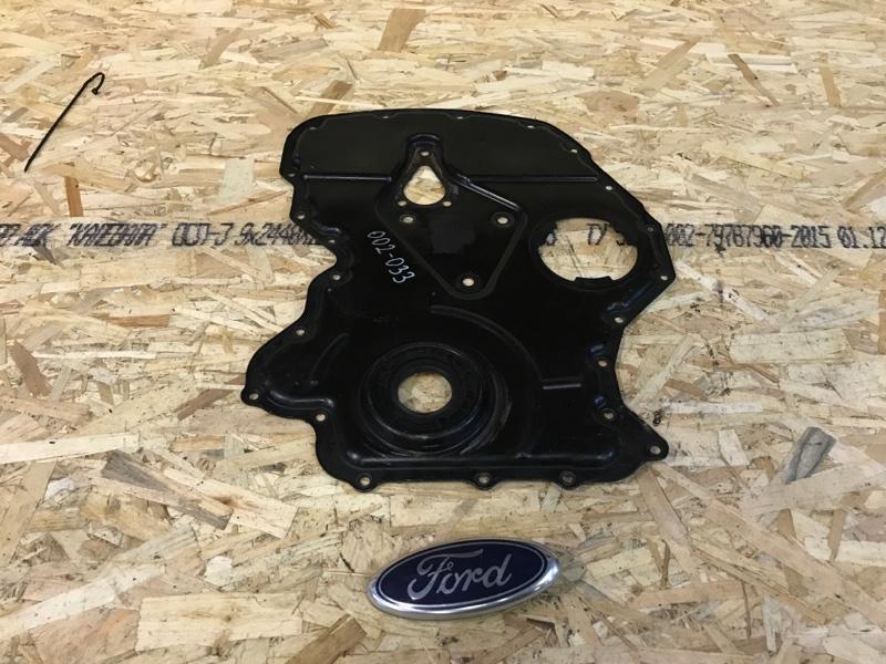Крышка цепи грм Ford Transit 2.4 2006/2014 (б/у)