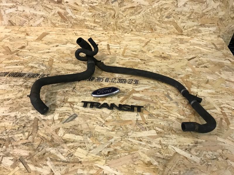 Патрубок радиатора Ford Transit 2.2 2006/2014 нижний (б/у)