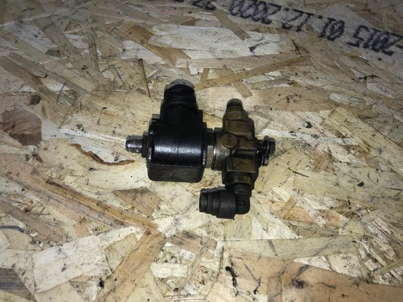 Клапан электромагнитный Renault Midlum (б/у)