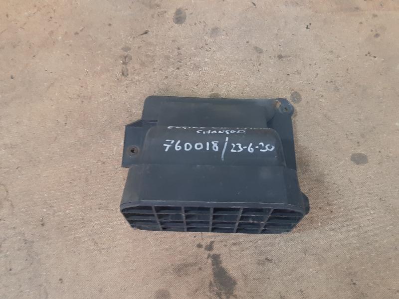 Воздухозаборник Daf Lf 2007 передний (б/у)