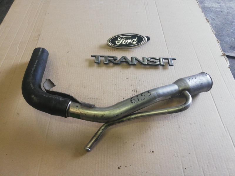 Топливозаливная горловина Ford Transit (б/у)