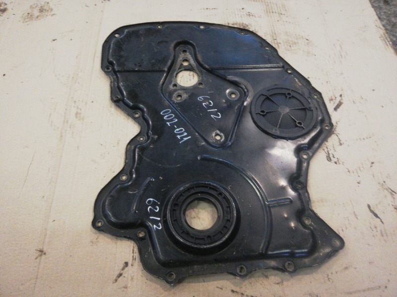 Крышка двигателя Ford Transit 2.4 2006/2014 (б/у)