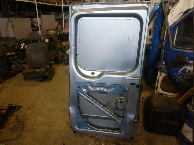 Дверь Ford Transit задняя правая (б/у)