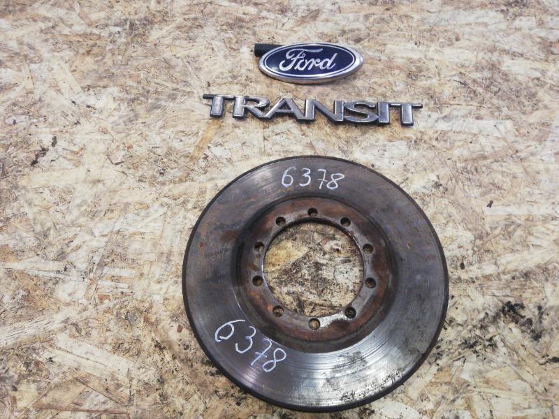 Диск тормозной Ford Transit TT9 2006/2014 (б/у)