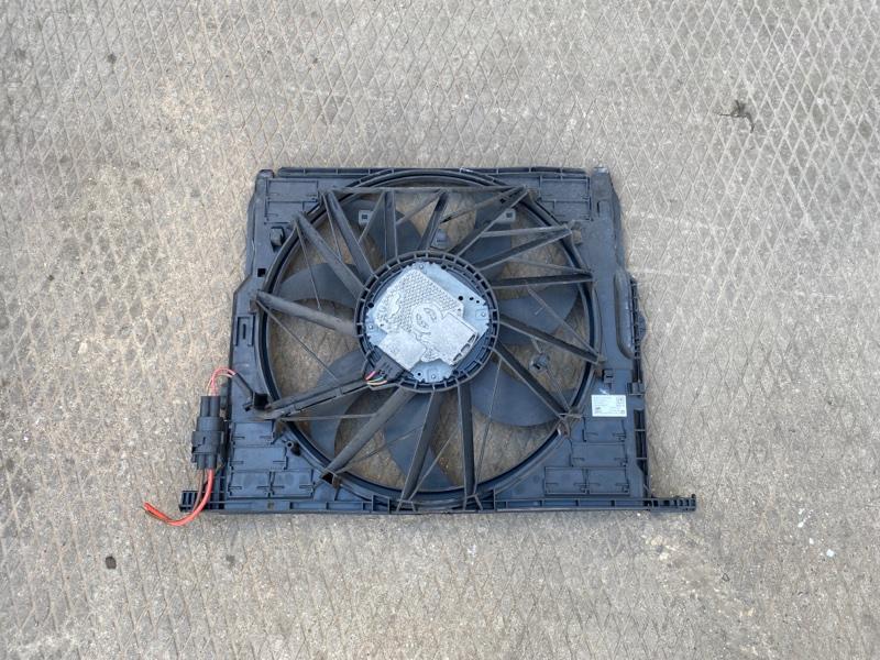 Диффузор вентилятора (кожух) Bmw 520D F10N ДИЗЕЛЬ 2015 (б/у)