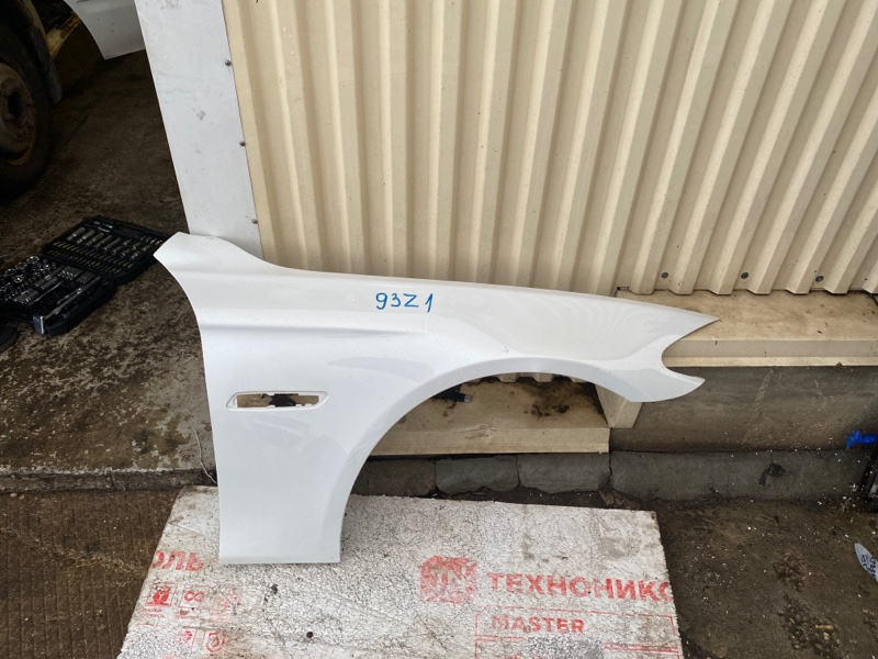 Крыло Bmw 520D F10N ДИЗЕЛЬ 2015 переднее правое (б/у)