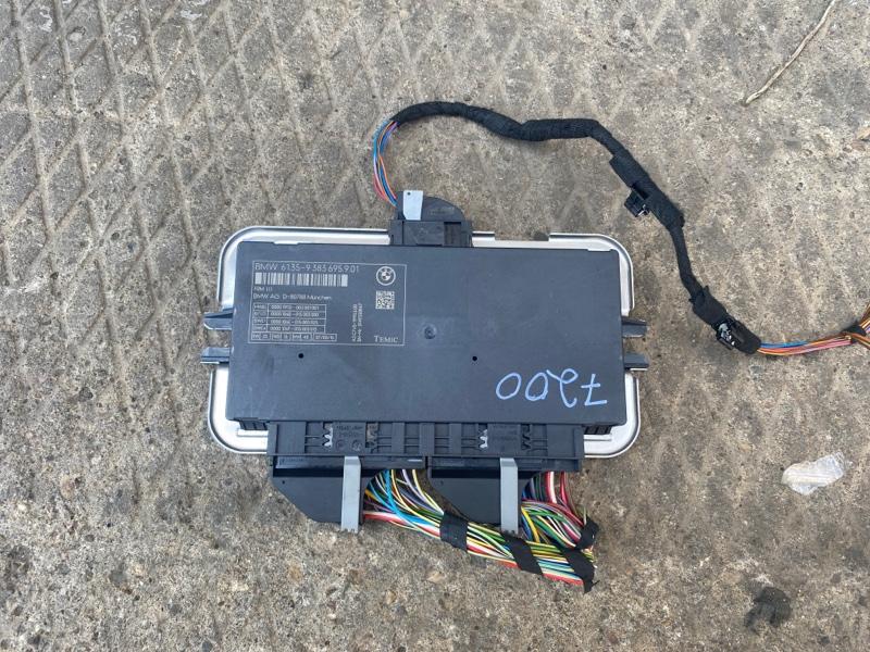 Блок управления светом Bmw 520D F10N ДИЗЕЛЬ 2015 (б/у)